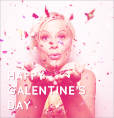 Image result for galentines day